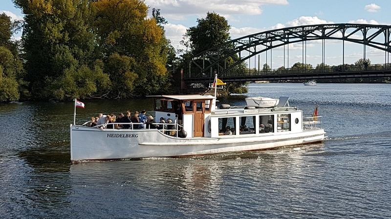 Salonschiff Heidelberg