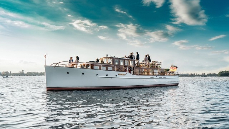 Motoryacht FITZGERALD